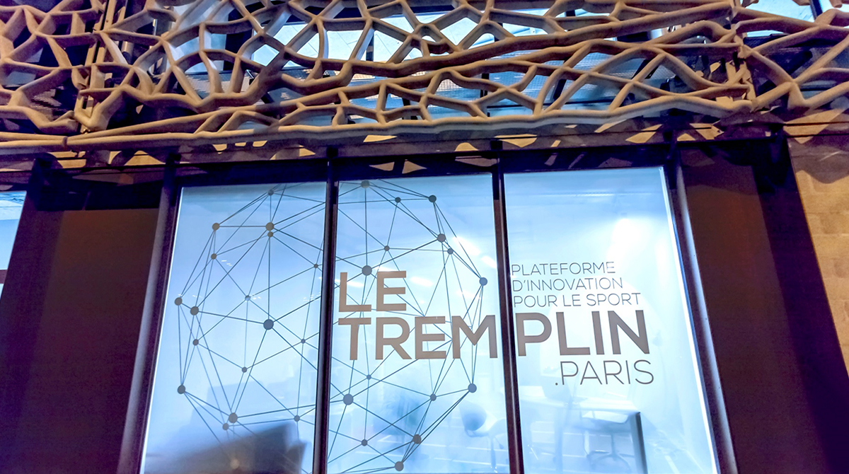 Le Tremplin plateforme d'innovation par Paris&Co