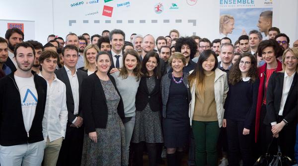 Le Tremplin plateforme d'innovation par Paris&Co